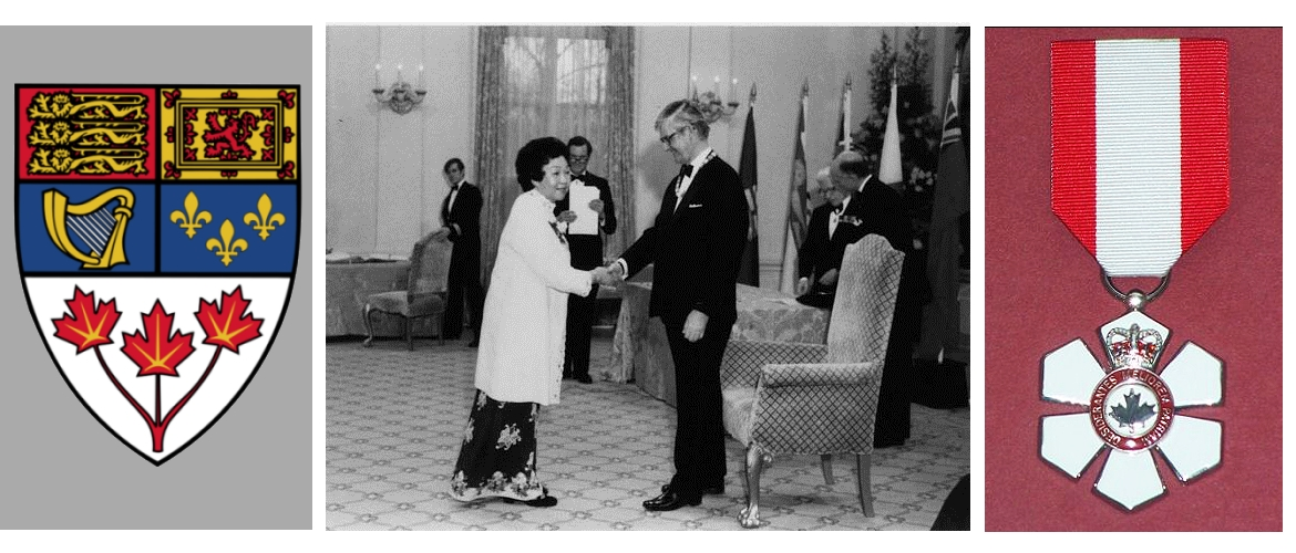 Jean Lumb: The First Chinese Canadian Woman to Receive Order of Canada